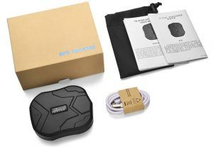 Hidden GPS Car Tracking Device Unboxed