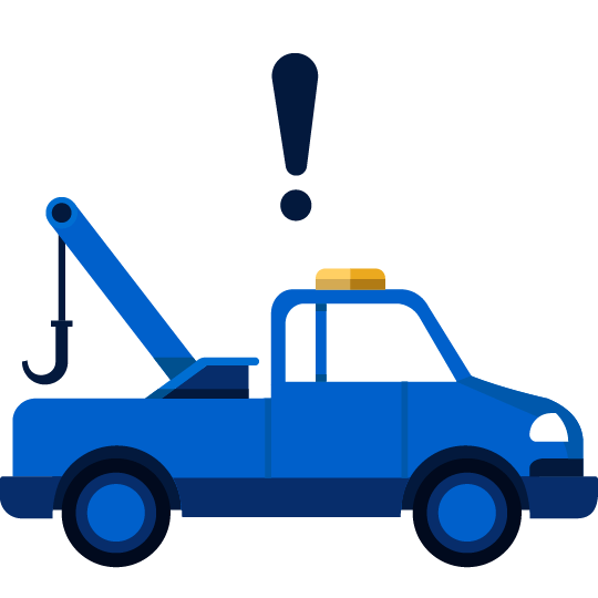 Car Tow Detection Alerts